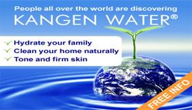 AgapeDJ Endorses Kangen Water